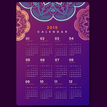 календар друк Neo tone