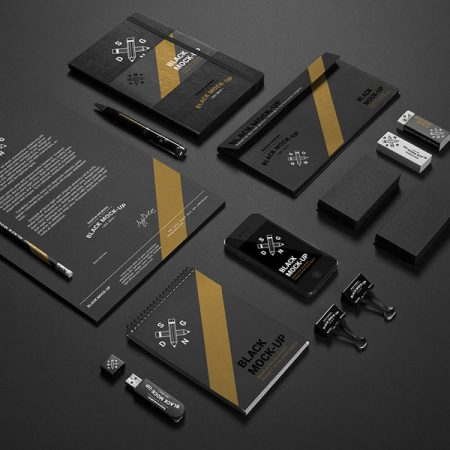 Дизайн фірмового стилю